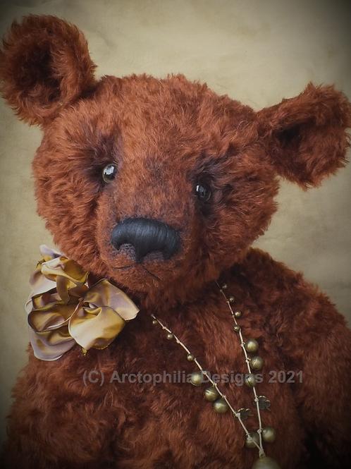'Byron' Mohair Bear