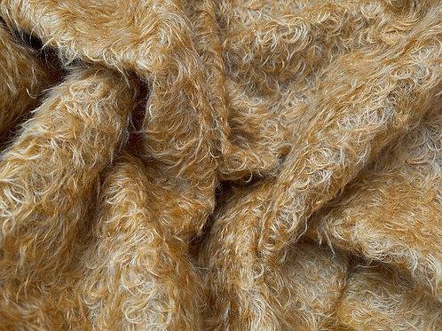 Mohair Fabric 25mm Balmy Beach