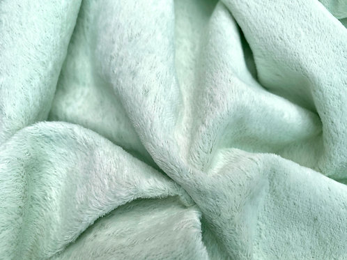 Viscose Fabric 6mm Pastel Green