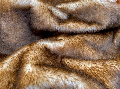 Mohair Fabric 14mm Golden Fleece