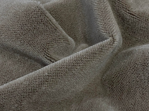 Miniature Mohair Fabric 3mm Bruin