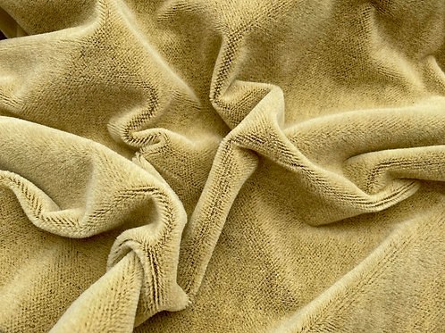 Miniature Mohair Fabric 3mm Golden Cup
