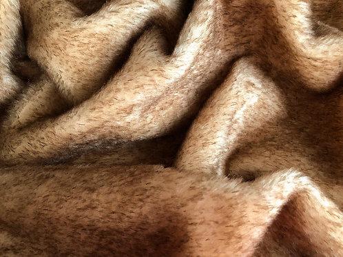 Mohair Fabric 13mm Desert Camel
