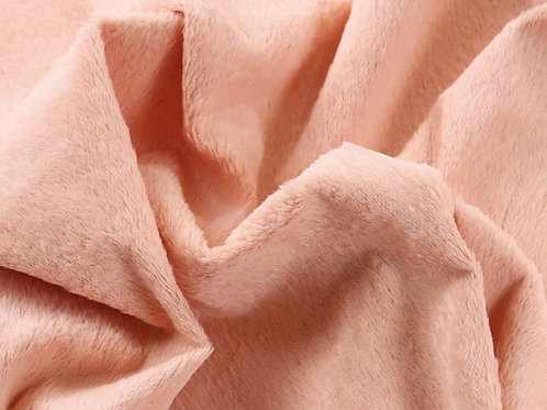 Viscose Fabric 6mm Soft Peach