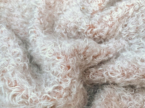 Mohair Fabric 20mm Candy