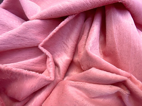 Viscose Fabric 6mm Salmon