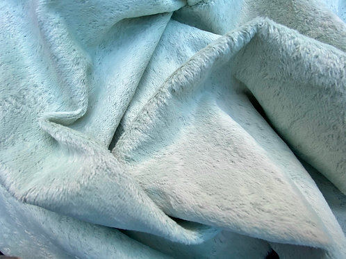 Viscose Fabric 6mm Vintage Blue