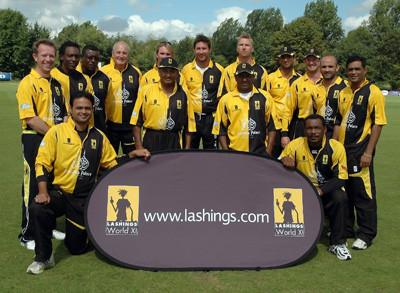 Lashings cricket club
