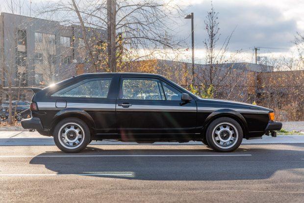 1982 Callaway Turbo Scirocco