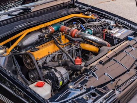 1982 Volkswagen Callaway Turbo Scirocco