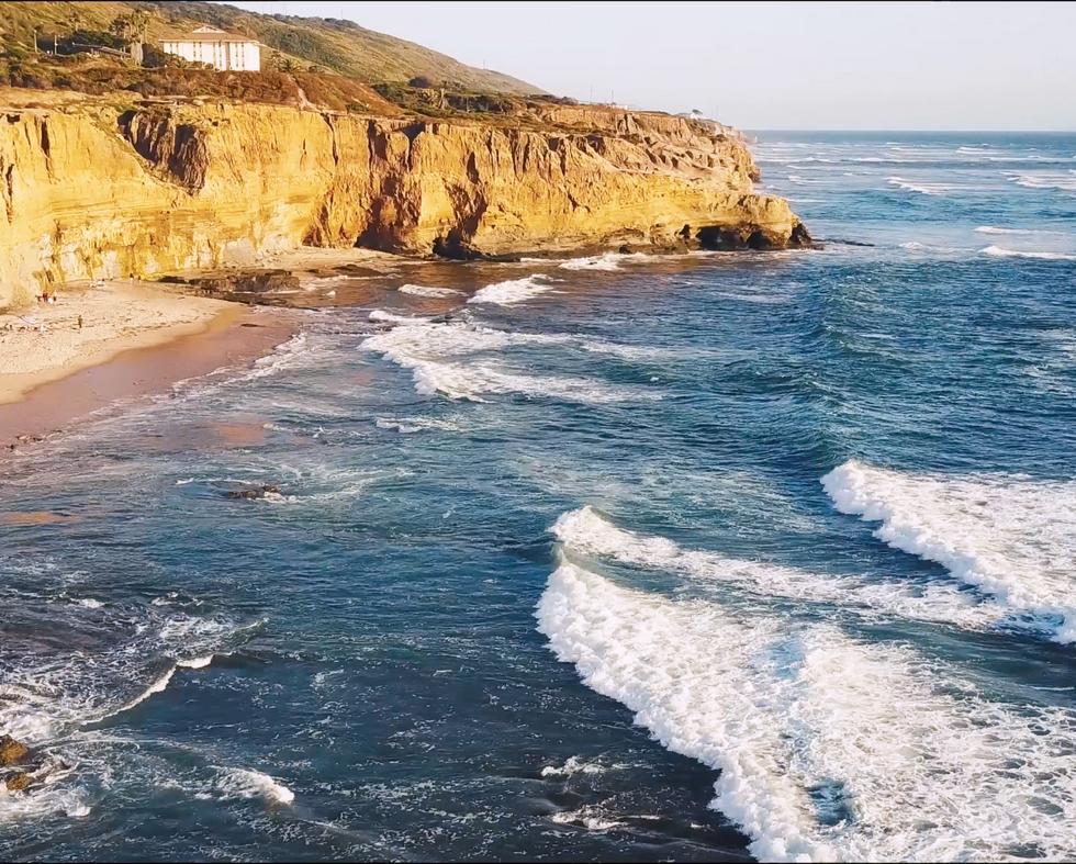 Sunset Cliffs Ocean View