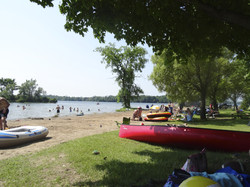 Rideau Acres Campground - Waterfront