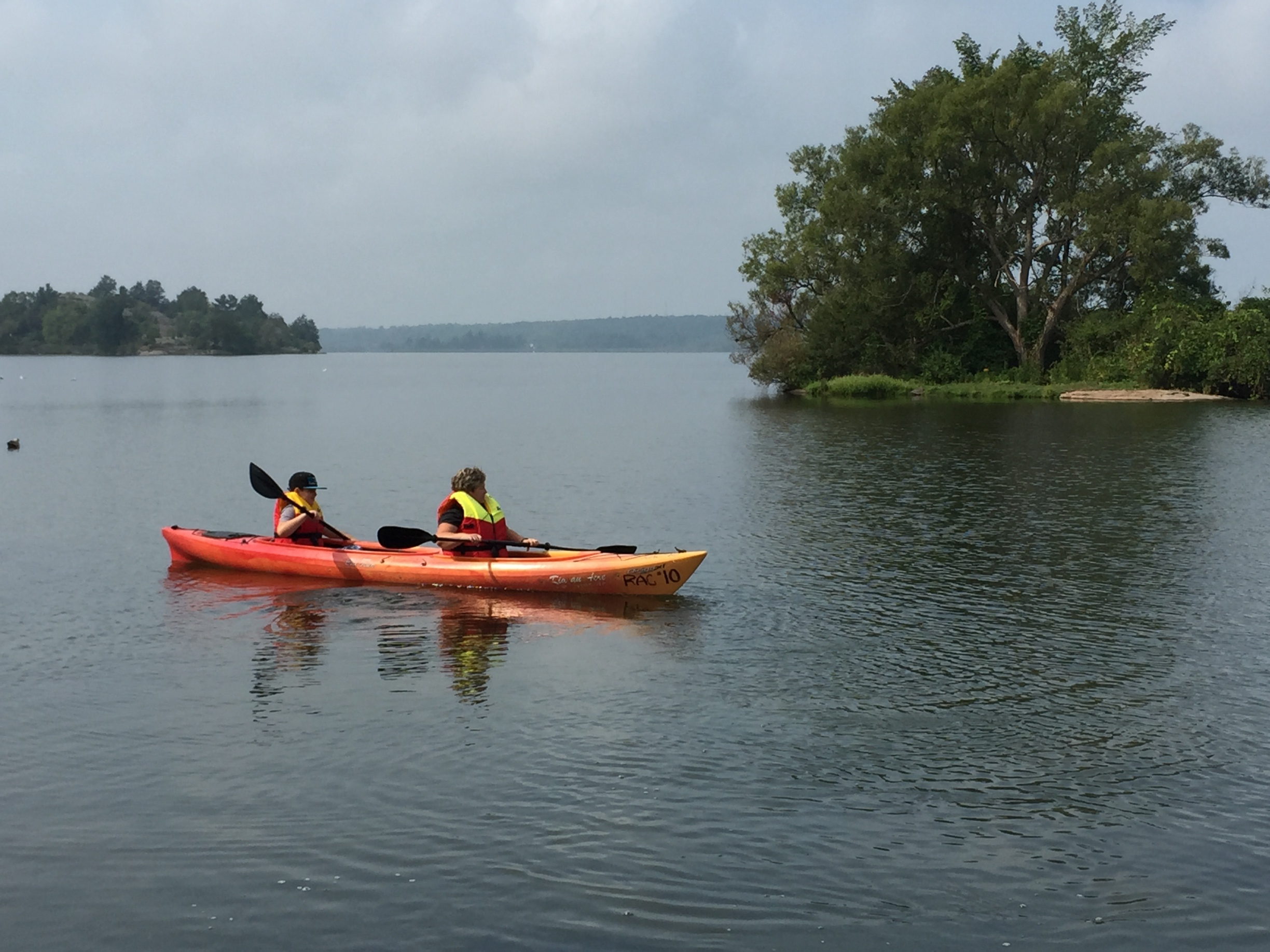 Rideau Acres Campground - Kayak
