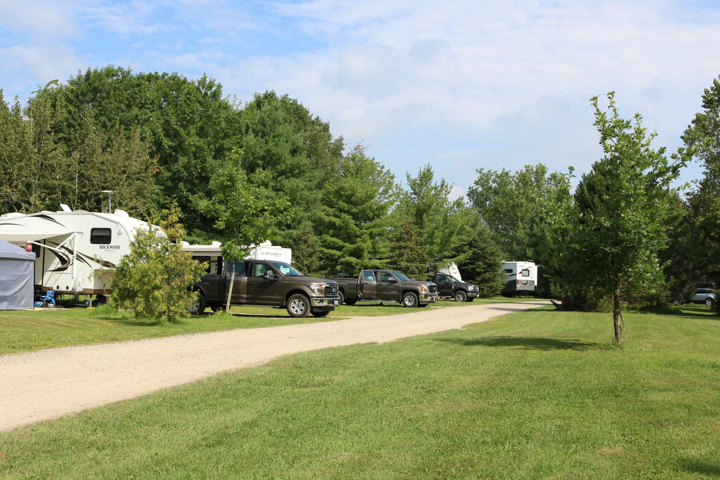 Rideau Acres Campground Kingston