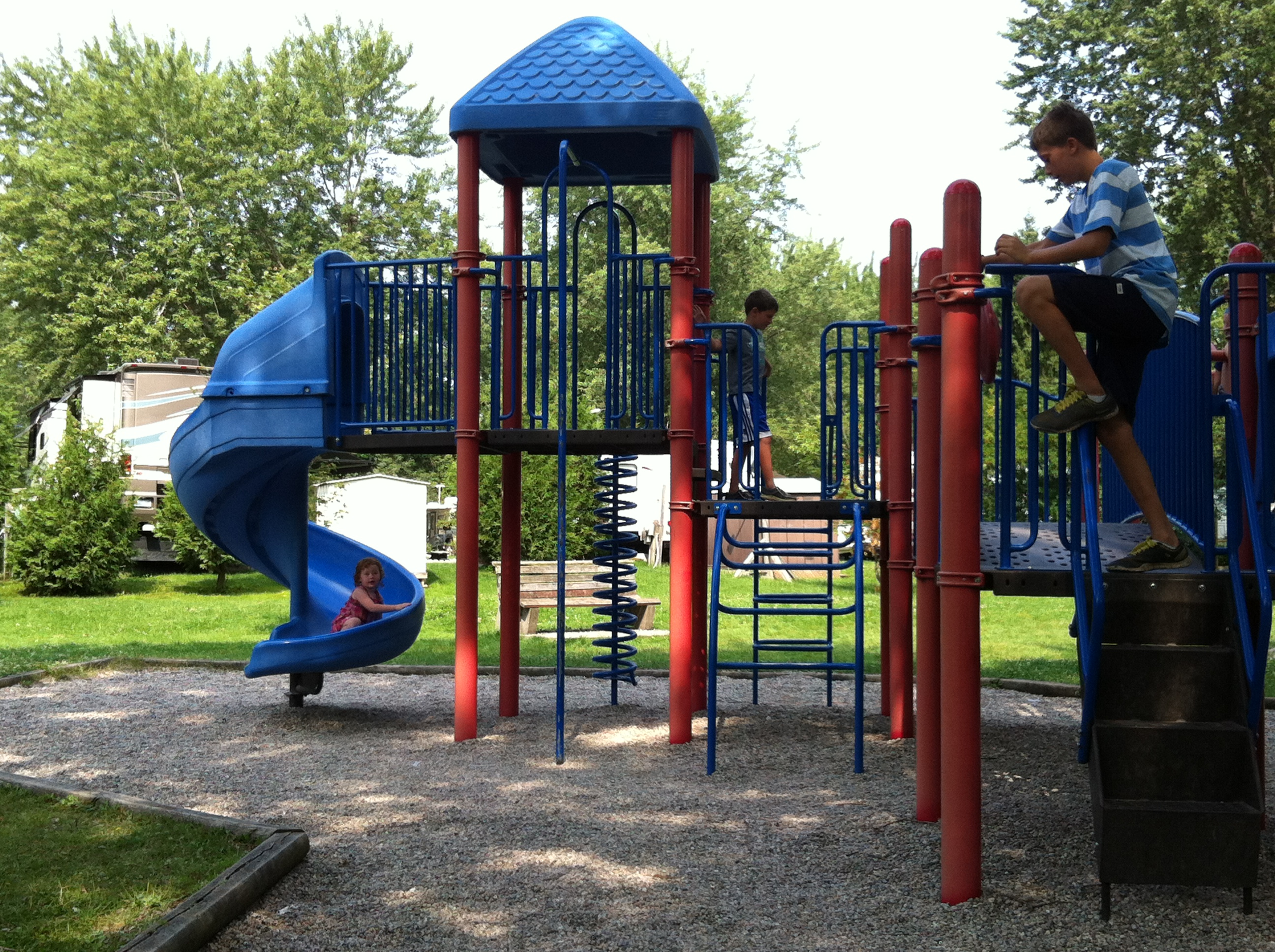 Rideau Acres Campground - Playground