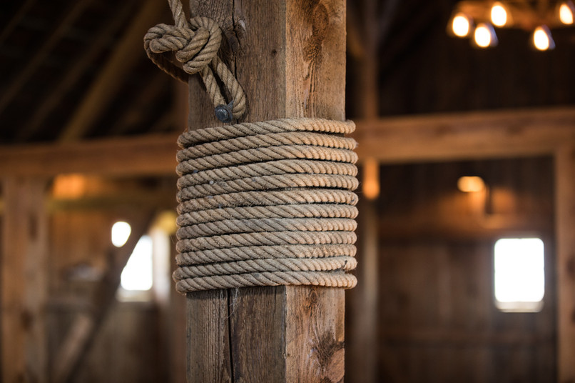 Rope and Beam