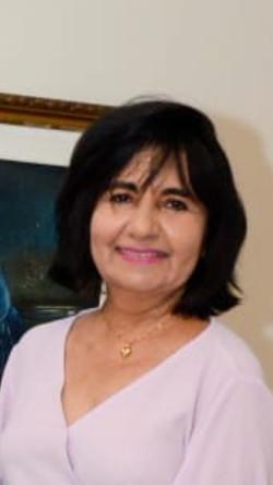 Profa. Dra. Ila Maria de Aguiar Oliveira