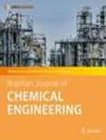 Brazilian Journal of Chemical Engineerin