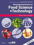 International Journal of Food Science an