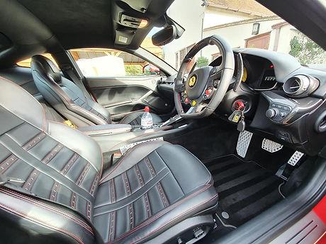 F12 Berlinetta Internal Valet