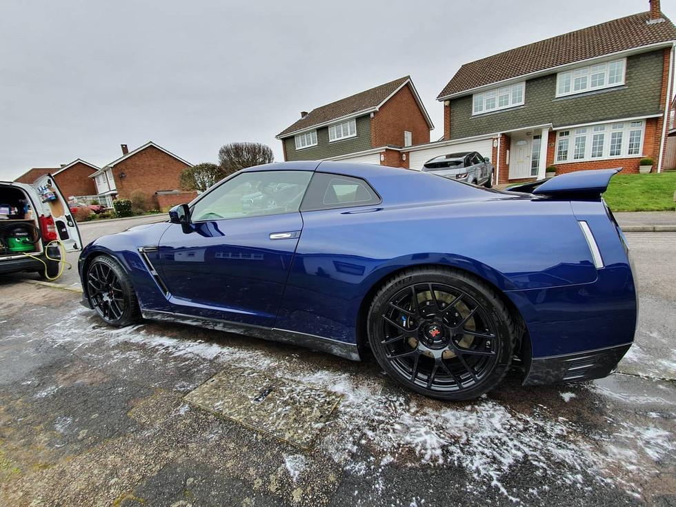 Nissan GTR - LLF Nick's