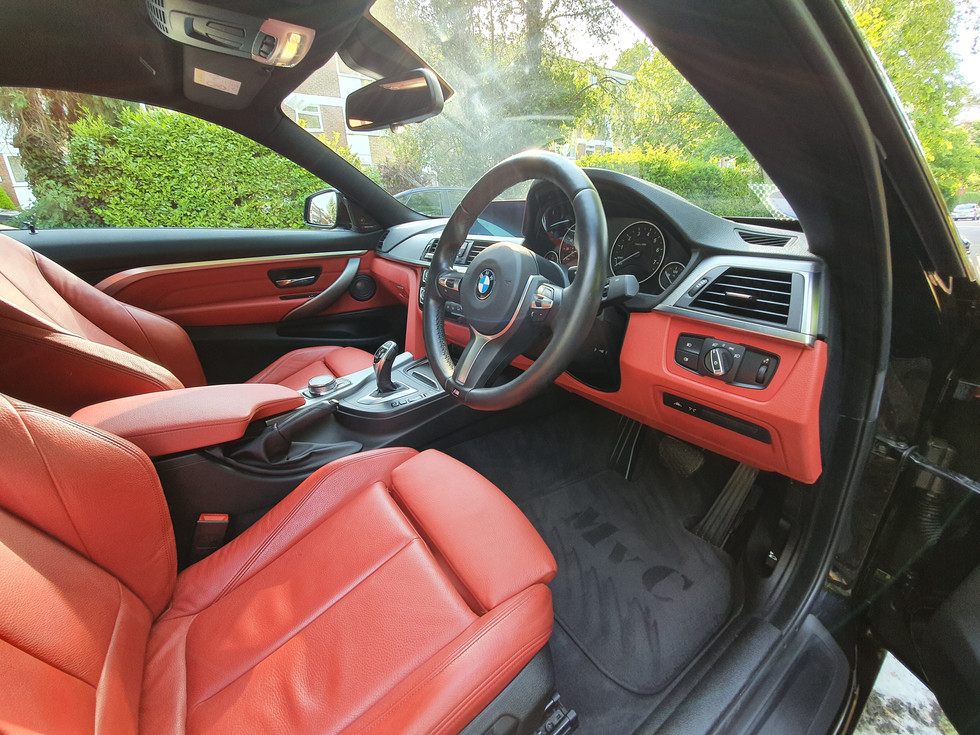 BMW 440i Msport