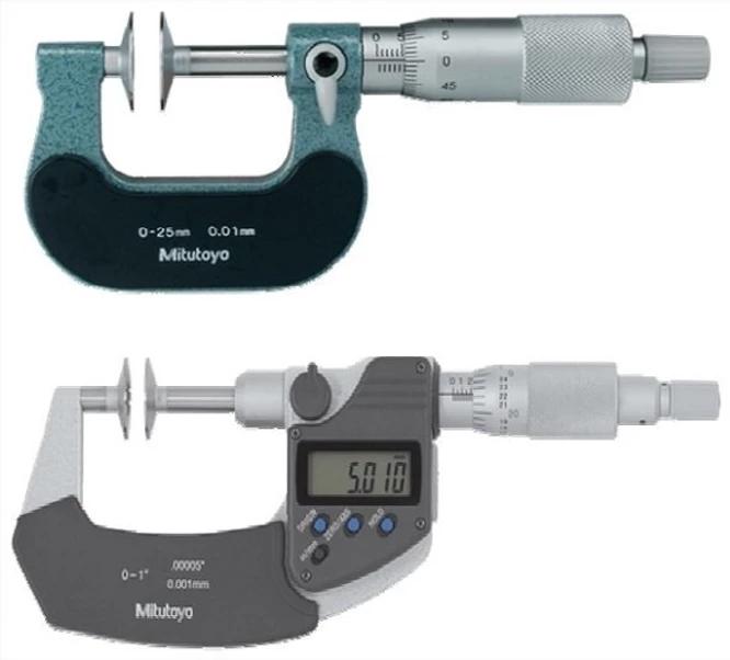 Sử dụng thước đo kẹp hoặc máy đo cầm tay để đo chính xác độ dày tôn