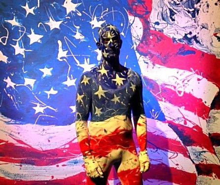 Body Paint Americana