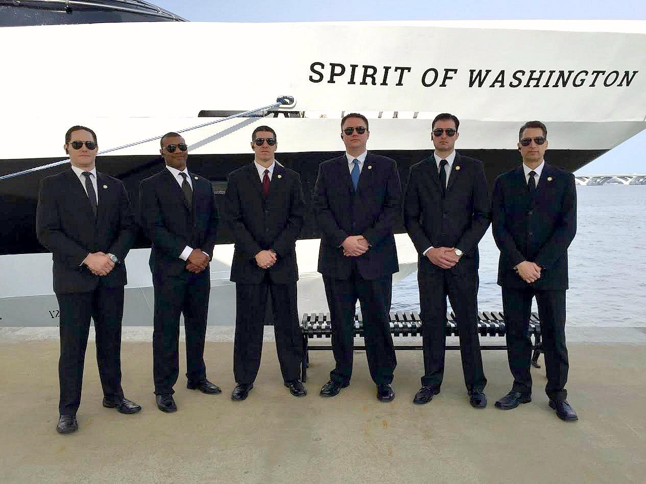 """""""Secret Service"""" Agents"""