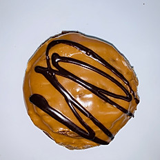 Maple Pershing with Chocolate Drizzle