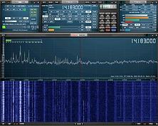 SDR logiciel et radio