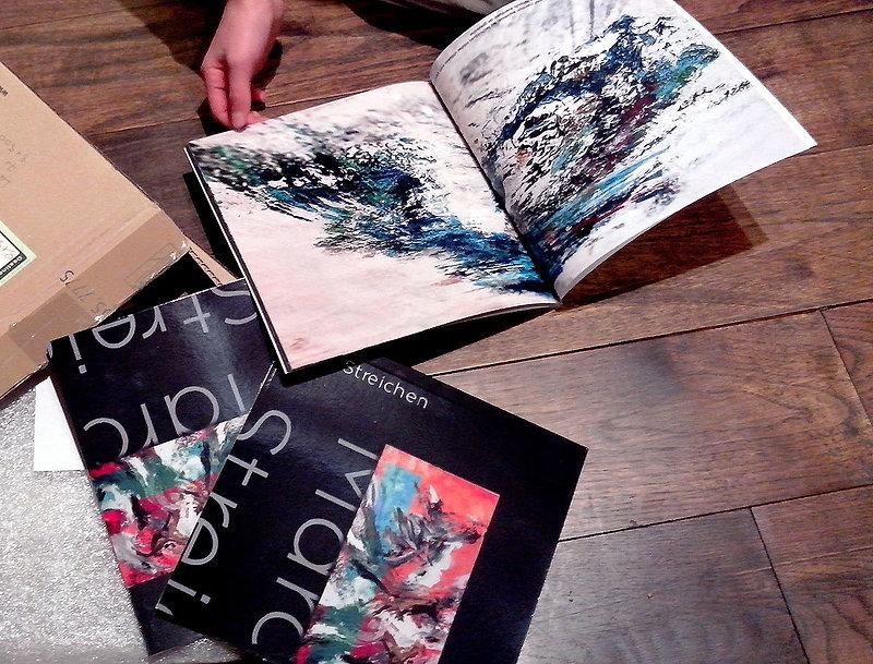 marc streichen book