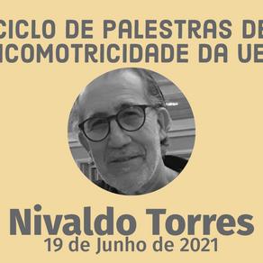 VIDEO: Nivaldo Torres no Ciclo de Palestras da UECE
