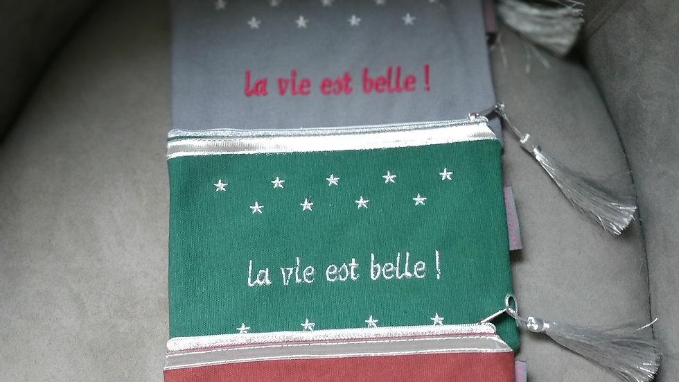 """Pochette """"La vie est belle"""""""