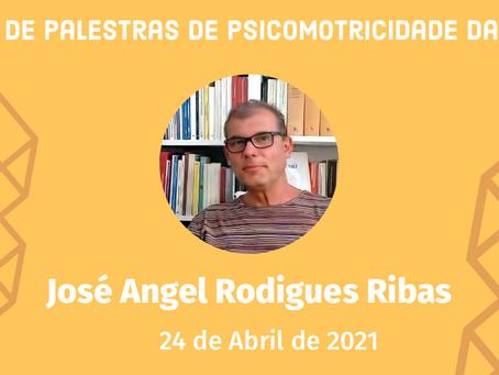 [VIDEO] Íntegra da palestra de José Angel Rodríguez Ribas