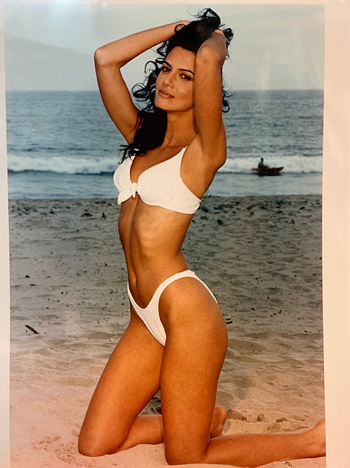 8 x 10 Autographed Color Glossy
