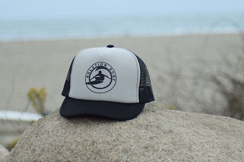 Solution Surf Snap Backs