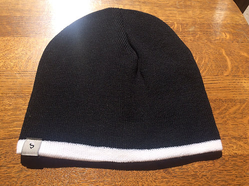 Beanie With Stripe