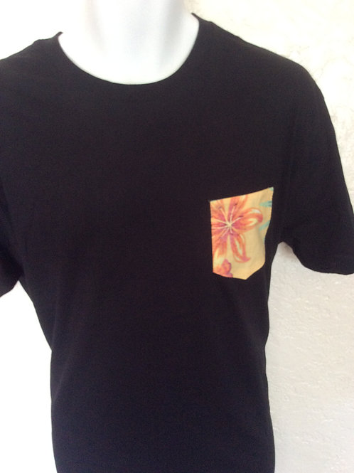 HAWIIAN POCKET TEE