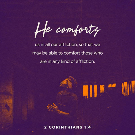 Compassion and Comfort