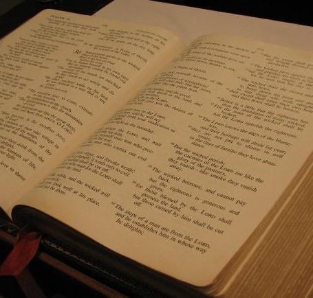 The Language of God?