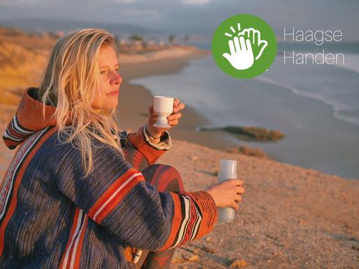 Interview Haagse Handen: 'Golf van Haags Plastic om afvalprobleem aan te kaarten.'