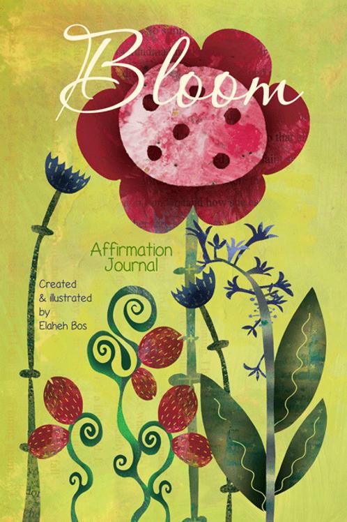 Bloom: My First Affirmation Journal
