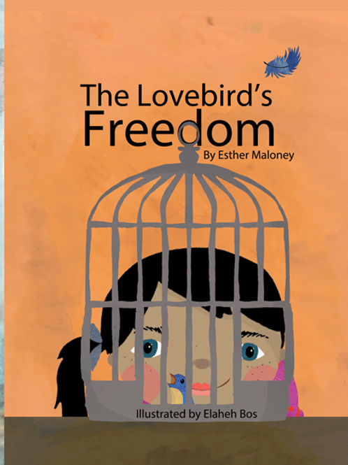 The Lovebird's Freedom - (story book)