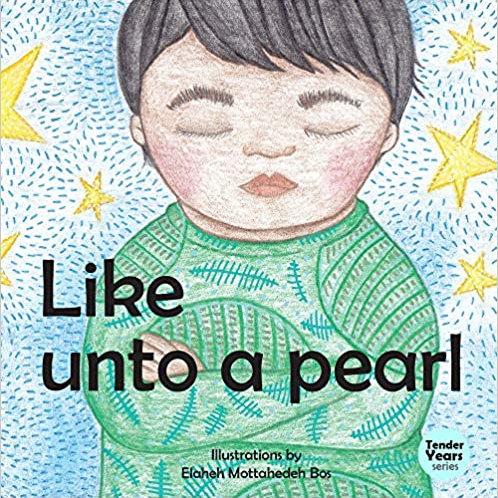 Like Unto a Pearl (boardbook)