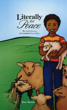 Animals for Peace Books 1, 2, 3, 4, & 5