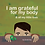 Thumbnail: I am grateful for my body & all my little toes
