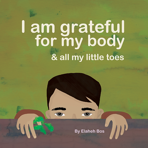 I am grateful for my body & all my little toes