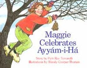 Maggie Celebrates Ayyam-i-Ha
