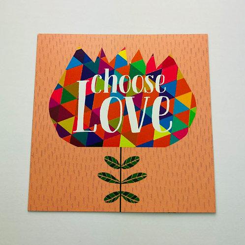 Choose Love Magnet
